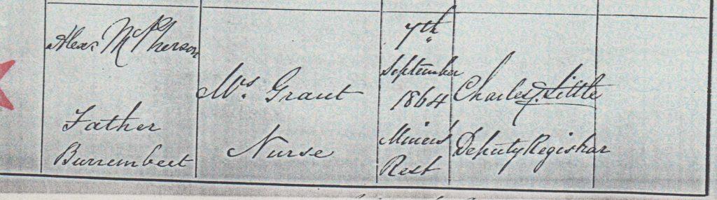 mcphersonjamesbirth18641